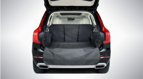 XC90 Full-cover dirt cover for load compartment